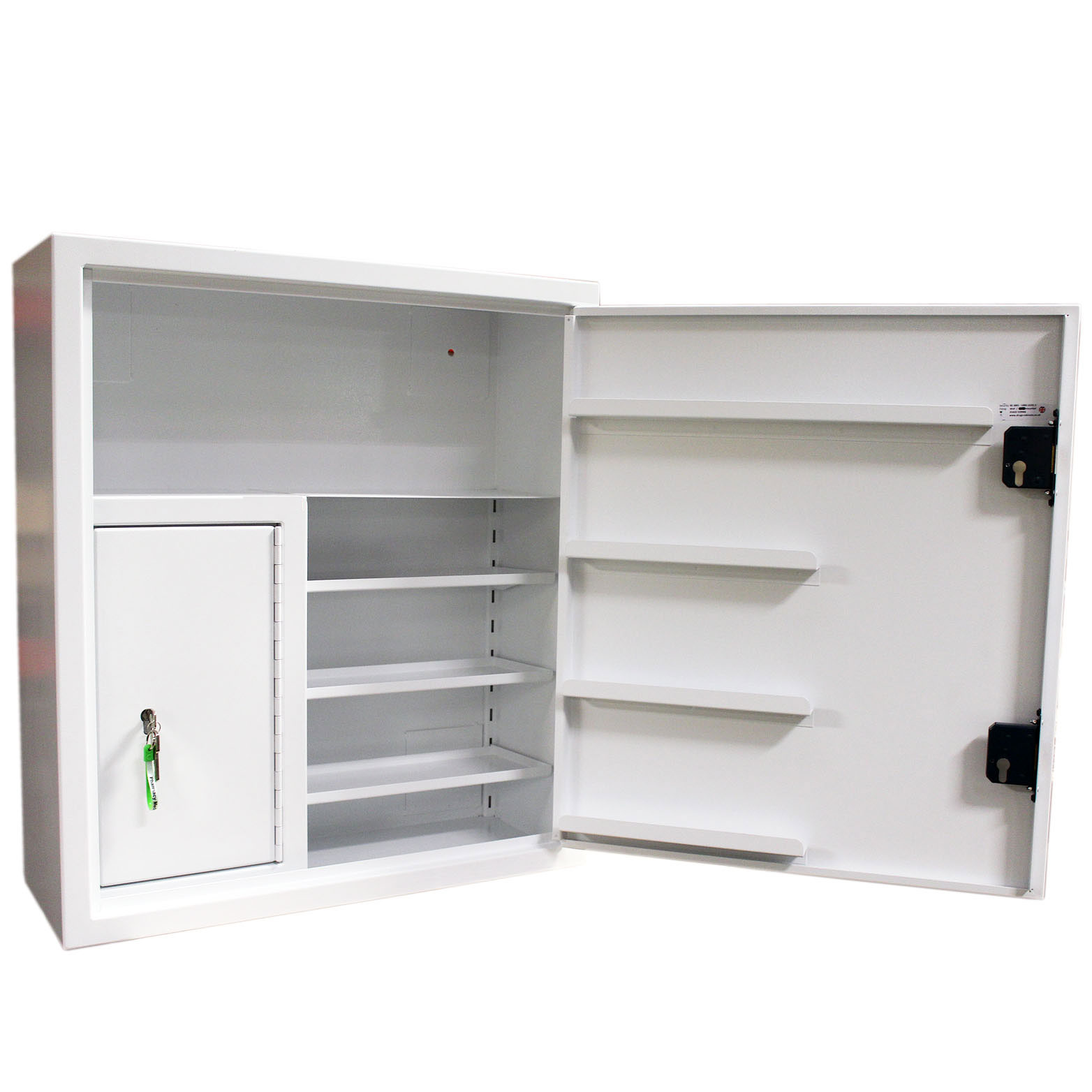 FPD 11292 drug cupboard with inner closed door