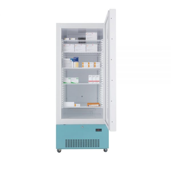 Vaccine Fridge 444 Litre Freestanding Large with Solid Door