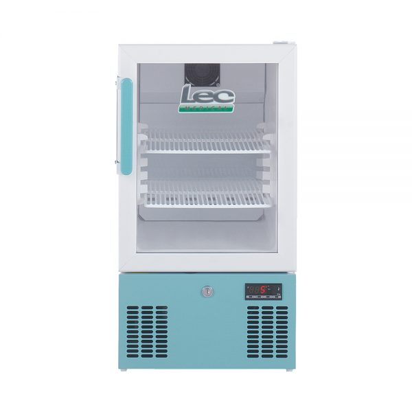 Vaccine Fridge 41 Litre Countertop with Glass Door