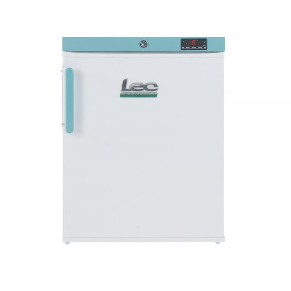 Vaccine Fridge 82 Litre Countertop with Solid Door