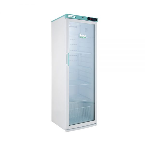Vaccine Fridge 353 Litre Freestanding with Glass Door