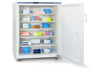 Shoreline SM544 - 544 Litres Pharmacy Fridge with Solid Door