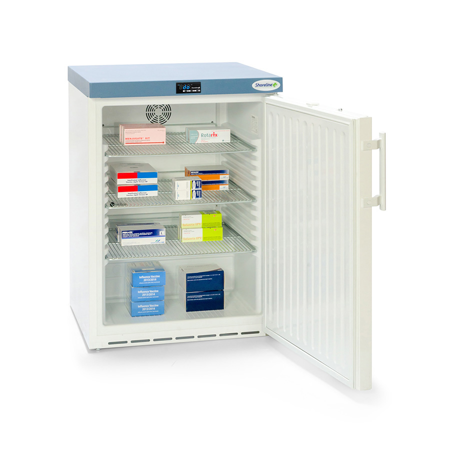 Under counter pharmacy fridge
